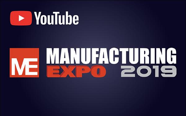 動画で仕掛けろ! Vol. 67 Manufacturing Expo 2019 出展企業動画紹介