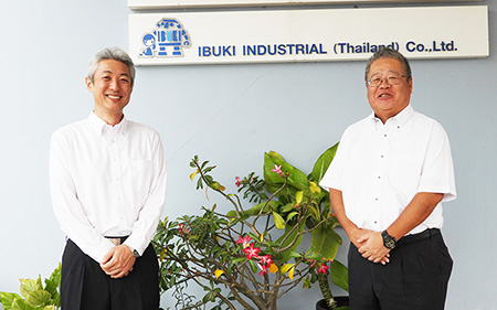 [New and Used Press Machine in Thailand] Ibuki Industrial and Enshin Cooperate Sales and After-the-sale service! They Collaborate and Host Their Private Show & Maintenance Seminar on the End of July.
