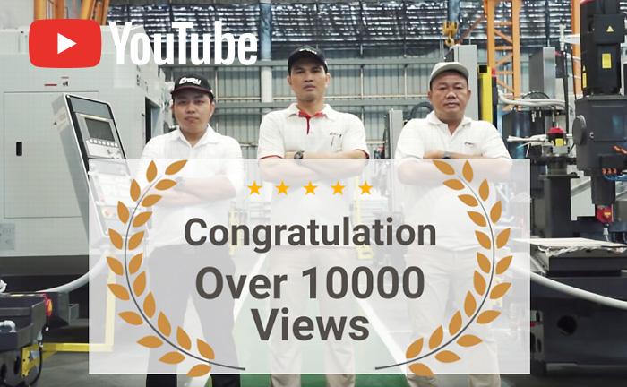 動画で仕掛けろ! 特別編  ENSHU Thailand 動画10000回再生突破!