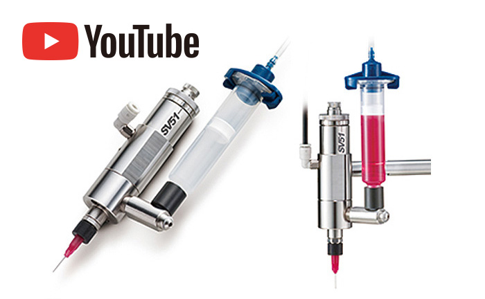 【Fluid dispensing】  SanEiTech Thailand provides an automatic dispensing solution for any variety of fluid of all type of industry in Thailand