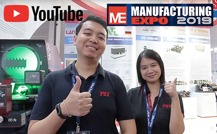 Manufacturing Expo 2019] สัมภาษณ์ YKT (Thailand) Co.,Ltd.
