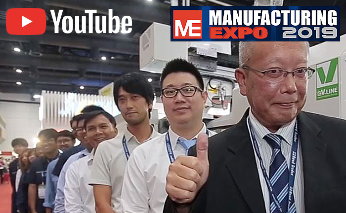 Manufacturing Expo 2019 Samurai Report! (2)