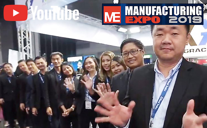 Manufacturing Expo 2019 Samurai Report! (3)