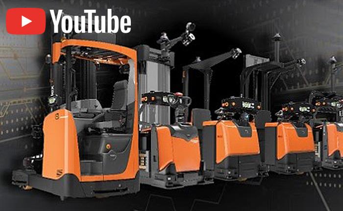 倉庫の保管効率を飛躍的にアップさせるトヨタマテリアルハンドリングの【AUTOMATION】とは?
