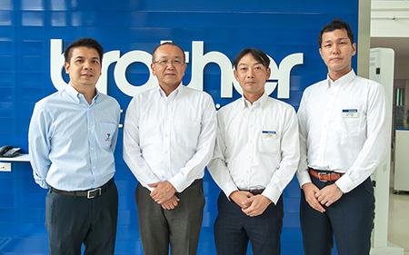 งานสัมมนาที่จัดโดยบริษัท Brother Commercial (Thailand) : ท้าทายกับตลาดใหม่ด้วย SPEEDIO F600X1 Compact Machining center รุ่นล่าสุด