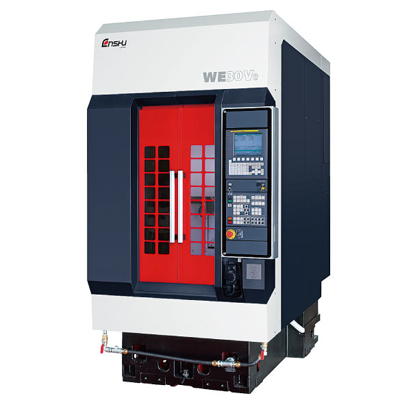 High-performance vertical machining center realized with customer first principles.