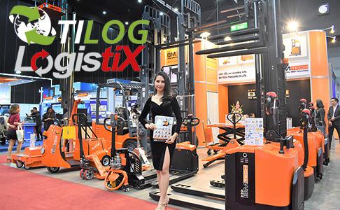 物流システム・設備機器関連の国際展示会「TILOG-LOGISTIX 2019」が開幕!