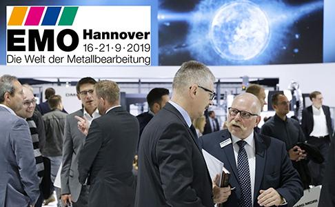 เปิดฉากงานแสดงสินค้าอุตสาหกรรมโลหะระหว่างประเทศ EMO Hannover 2019 ตั้งแต่วันที่ 16 - 21 กันยายน 2019 [งานแสดงสินค้าระหว่างประเทศ ณ ประเทศเยอรมนี]
