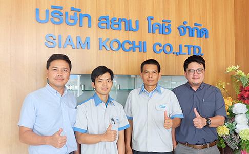 【高松機械工業タイ・顧客対談】 SIAM KOCHIの高度な自動車部品製造に欠かせない高性能CNC旋盤