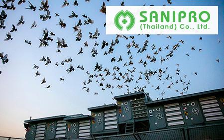 【タイ・鳥害対策・ペストコントロール】環境管理ならサニプロへ