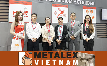 【ベトナム展示会】日系注目企業(機械商社・産業用アルミ・環境機器)METALEX VIETNAM 2019レポート!