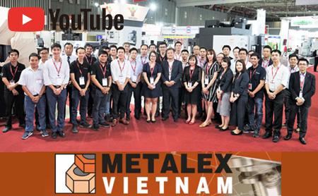 Yamazen ประเทศเวียดนาม ณ งาน METALEX VIETNAM 2019 (งานแสดงสินค้าเวียดนาม)