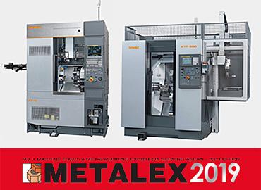 【METALEX出展告知】 タイ初披露の精密旋盤「XT-6」、前モデル「XL-100」と比較し省スペース性はそのままに、操作性がさらに向上!