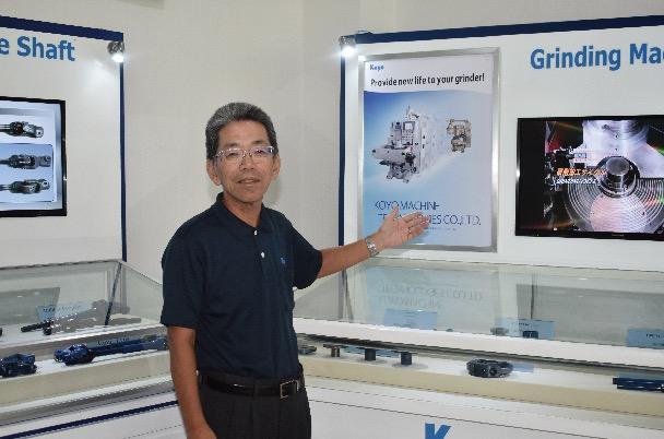 เครื่อง Grinding machine ซึ่งมีส่วนแบ่งทางตลาดเป็นอันดับหนึ่งของโลก ! จุดเริ่มของบริษัท KOYO MACHINE INDUSTRIES ในประเทศไทย