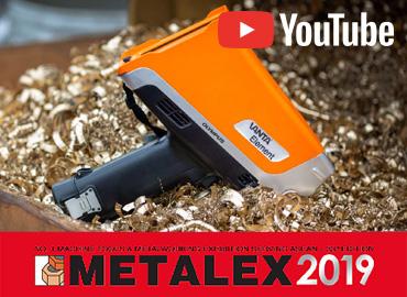 【タイ・検査機】METALEX 2019でオリンパス社製新型蛍光X線分析計を初展示!