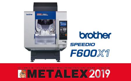 【タイ・工作機械】brother, CITIZEN, YASDAの新機種をMETALEX 2019で実機展示