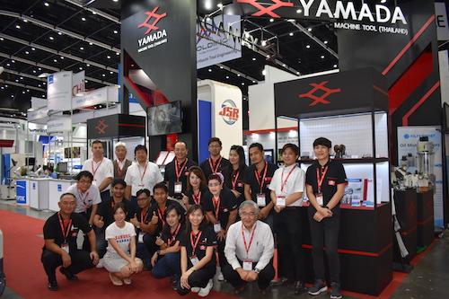 ข้อมูลผลิตภัณฑ์ของ YAMADA อาทิ เครื่อง Stamping, Special tool ที่ช่วยแก้ไขปัญหาการผลิตในประเทศไทย
