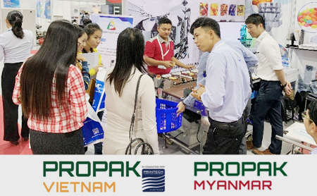 Yamato Scale (Thailand) Exhibition report of PROPAK Vietnam 2019 & Myanmar 2019!
