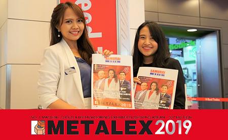 【製造業展示会・タイ】METALEX 2019、来場者10万人越え(4日間合計)で無事閉幕!