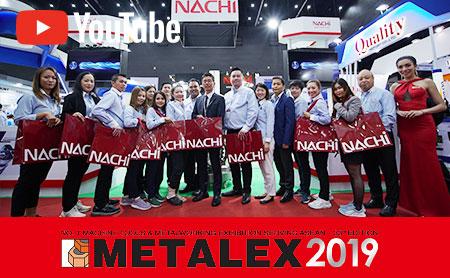 [METALEX 2019] สัมภาษณ์สุดพิเศษกับ Nachi Technology (Thailand) Co., Ltd. [Cutting Tool]