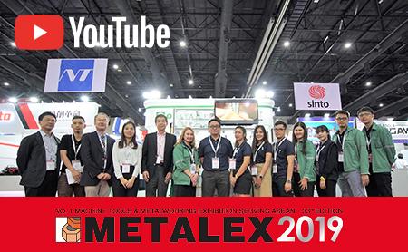[METALEX 2019] สัมภาษณ์สุดพิเศษกับ OKAYA (THAILAND) CO., LTD.
