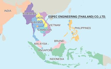 【タイ・環境試験ソリューションのエスペック】タイからASEAN全体のサポートを展開!METALEXにも初出展