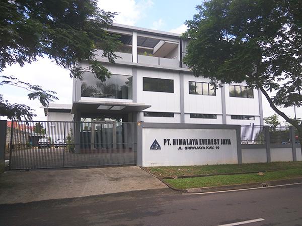 インドネシアの代理店