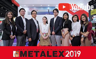 METALEX 2019 KGKエンジニアリング 動画リポート!【デクシス・外観検査装置/タイ】