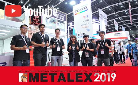 [METALEX 2019] สัมภาษณ์สุดพิเศษกับ TOYOX ASIA (THAILAND) CO.,LTD.