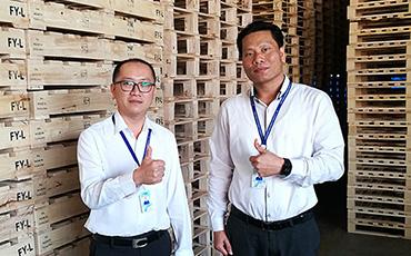 【タイ・梱包資材】全ての安全基準を満たすKWEタイランドの自社生産 梱包資材