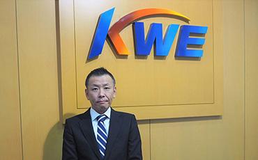 【KWEタイ・社長インタビュー】変化を続けるタイ市場に向け、航空・海上・陸上輸送のコラボレーションに挑戦!