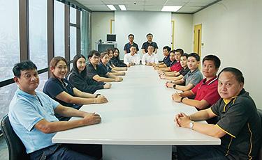 4月1日、タイ法人も商号変更。注目集める産業用ロボット 豊富なラインアップと提案力で、多様なモノづくりを支える