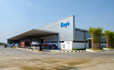 【บริษัท Koyo Joint (Thailand) / Overhaul】ก่อตั้งโรงงานแห่งใหม่ที่บางโพธิ์ ! สนับสนุนการเพิ่มประสิทธิภาพของค่าใช้จ่ายและอายุการใช้งานด้วยข้อเสนอการ Overhaul