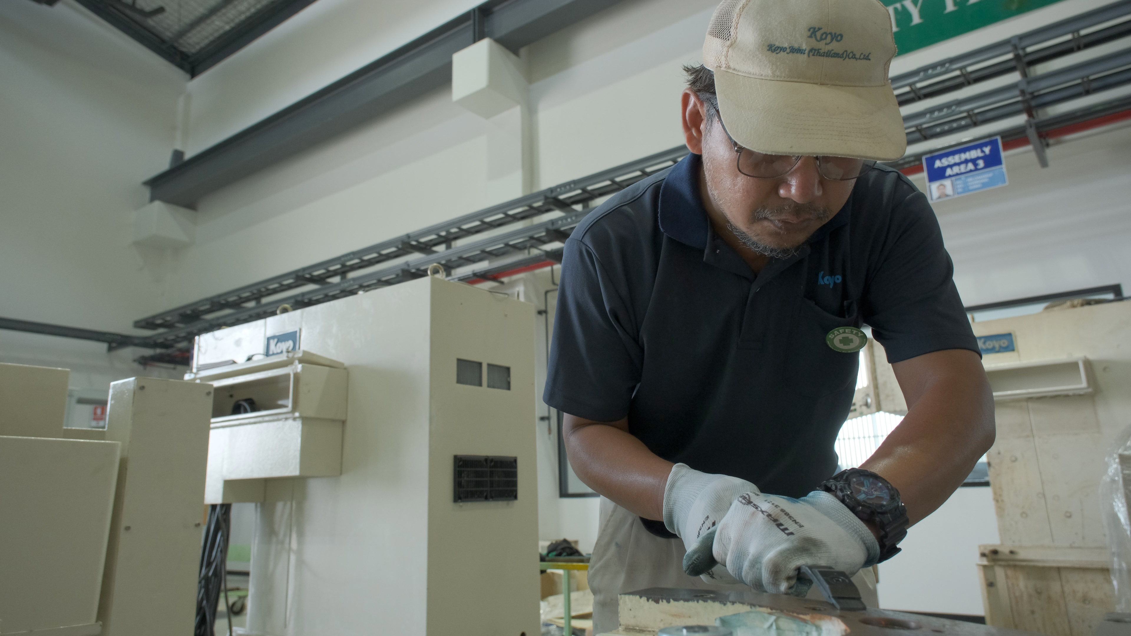 บริการ Overhaul 4 ประเภทของบริษัท Koyo ตามสภาพของเครื่องเจียรและวัตถุประสงค์การใช้งาน (การซ่อมแซม, การปรับปรุงและการฟื้นฟูสภาพ)