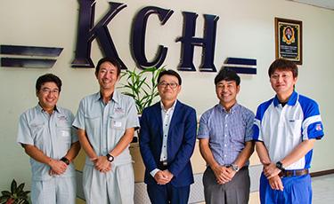 【KRIT×KCH対談】現地タイで再び結ばれた神戸製鋼グループの絆