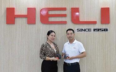 HELI サウスイーストアジアがタイリアンフォークリフトとの業務提携により、タイの販売網を強化!