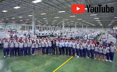 【วิดีโอ】การสัมมนาและสาธิตการผลิตรูปแบบใหม่ของแบรนด์ / YAMAZEN×Cincom Miyano
