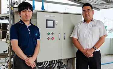 【タイ】廃液処理の今とこれから/SCマシネックス アジア×ロックエンジニアリング
