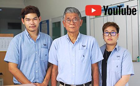 タイの生産工場で「コールシステム」導入!リーズナブルな価格でカスタマイズ可能