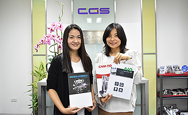 Firm support by engineers! CGS ASIA, a CAD / CAM and production management system specialized for the mold industry in Thailand