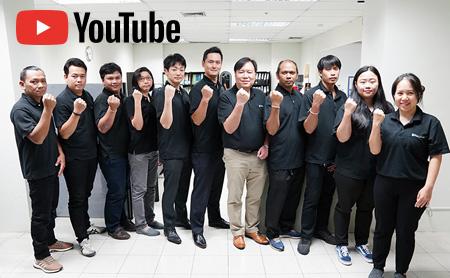 สนับสนุนการผลิตในประเทศไทยและภูมิภาคอาเซียนด้วย Chuck ประสิทธิภาพสูงของบริษัท Kitagawa Corporation ! บริษัท Kitagawa (Thailand)