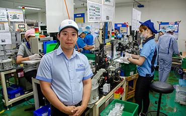 タイにおける金型製作、プレス加工、多層材の加工で確かな実績! 付加価値の高い技術・製品を適正価格で提供 【西居ファインプレス】