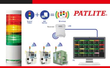 【事例】明日から始められる、PATLITEの簡単IoTソリューション