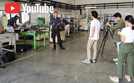 (บริษัท KOYO JOINT (THAILAND)) เปิดโรงงาน เพื่อการ Overhaul อย่างเต็มรูปแบบ ! บันทึกการถ่ายทำโดยใช้กล้อง