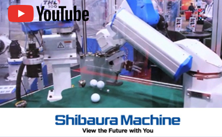 Precision of ± 0.02mm! Industrial robot that contributes to automation and labor saving in Thailand [Shibaura Machine]