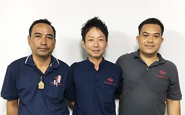タイにて、オーバーホールにも力を注ぐ、機械商社KGKエンジニアリング(タイ)