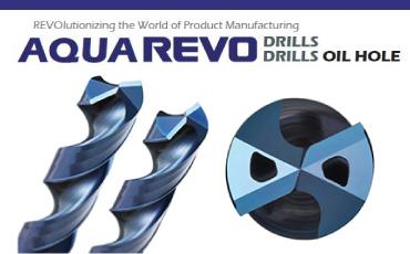 ความสามารถที่แท้จริงของ Carbide drill/Aqua REVO Drill oil hole ที่ผู้ผลิตรถยนต์ทั้ง 2 บริษัทเลือกใช้งาน !