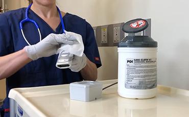 【タイ・新型コロナウイルス対策】 医療現場に欠かせないバーコードスキャナ。ポストコロナ時代は医療現場以外にも殺菌液剤への耐性が重要に!