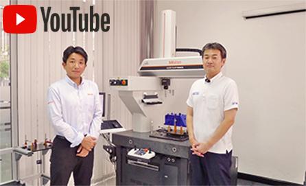 【ミツトヨ × 宇野マシナリー】 製造ラインなどの現場に設置できるCNC三次元測定機 「MiSTAR555」をタイ、ASEANなどで発売!