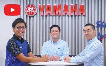 【บริษัท YAMAHA x HAMASHO】Robot อุตสาหกรรมและ Linear conveyor module   พร้อมสนับสนุนการจัดทำระบบอัตโนมัติและ FA ในประเทศไทย